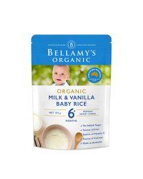 Bellamy's 香草米糊 6+ 125g