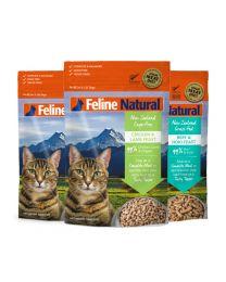 【国内仓】【包邮】K9 Feline Natural 猫冻干猫粮主食320g