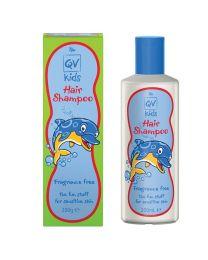 Ego QV意高 小海豚儿童无硅油洗发水 柔顺保湿200mL
