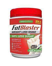 Fatblaster 纤体瘦身代餐奶昔 香草味 430g
