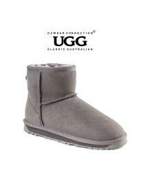 【包邮】OZWEAR UGG OB360 灰色 经典女靴短筒雪地靴(35码-40码) 下单前请联系客服备注尺码哦