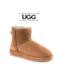 【包邮】OZWEAR UGG OB360 栗色 经典女靴短筒雪地靴(35码-40码) 下单前请联系客服备注尺码哦