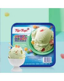 【包邮】新西兰Tiptop冰淇淋 法蒂糖味 2L装