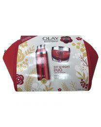 【包邮】Olay大红瓶套装(大红瓶日霜50ml+大红瓶晚霜50g)