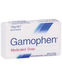 Gamophen 药用抗菌皂香皂100g