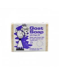 Goat Soap  羊奶皂 阿甘油味 100g 瘦羊版