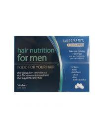 【单品包邮】Hair Nutrition 养发营养片 男士 30片