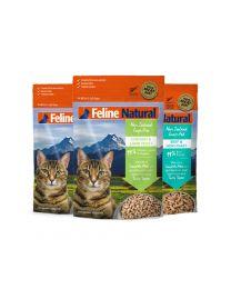 【国内仓】【包邮】K9 Feline Natural 猫冻干猫粮主食100g