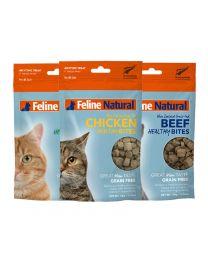 【国内仓】【包邮】K9 Feline Natural 猫冻干点心50g