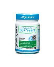 Life Space 60岁以上 老年人益生菌 60粒
