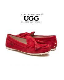 【包邮】OZWEAR UGG OB429 四色可选 19春夏新款流苏吊坠休闲豆豆鞋