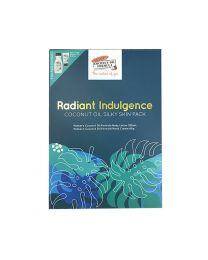 【包邮】Palmers帕玛氏Radiant Indulgence礼盒(椰子油身体乳250ml+护手霜60g)