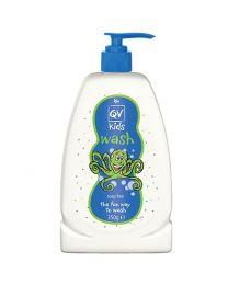 QV 儿童沐浴洗发二合一 350g