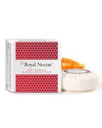 Royal Nectar 皇家花蜜蜂毒麦卢卡蜂蜜皂 75g
