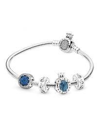 【包邮】Pandora潘多拉 蓝色月光 手链套装组合